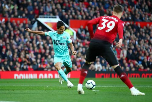 New signing Yoshinori Muto could provide the energy up top to troubledefences