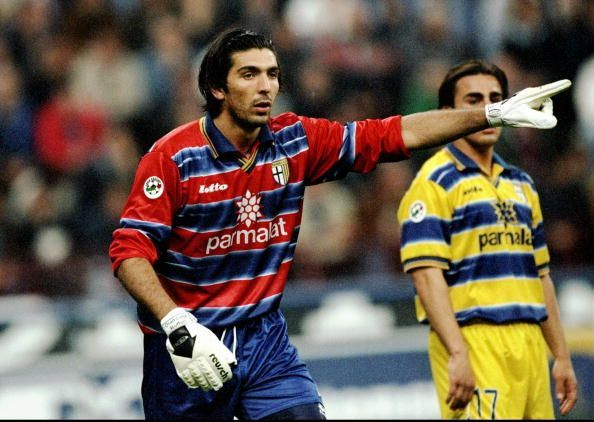 Juventus paid €52.88 million for Gianluigi Buffon from Parma