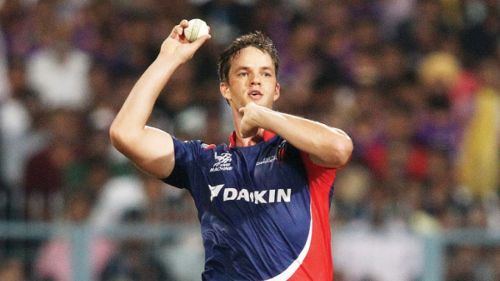 Image result for albie morkel south african bowler