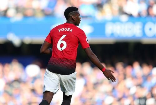 Paul Pogba will face off against his former side for the first time since his departure to United