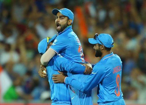 Virat Kohli and Ravindra Jadeja have taken Indian fielding to newer heights