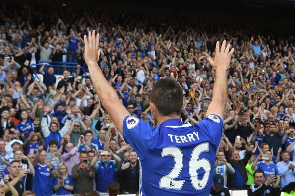If there was ever a true blue, it was John Terry