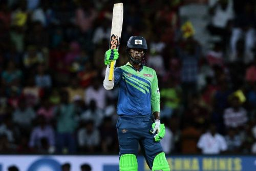 Washington Sundar opens the batting in TNPL and is a top-order batsman for his club side