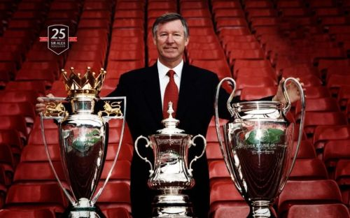 Very few modern day managers have managed to win the treble