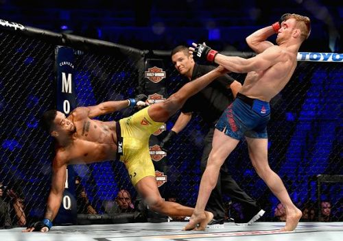UFC 229: Holtzman v Patrick