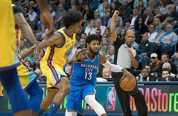 Page 6 - NBA 2018-19 Season: Top 10 Small Forwards Today