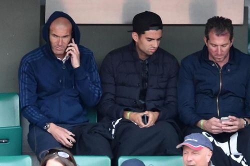 Zidane is