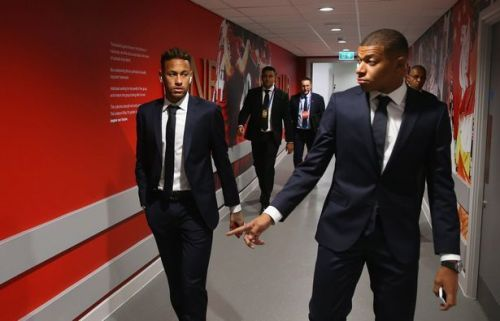 Imagine the impact a front three of Neymar, Kylian Mbappe and Sanchez will have
