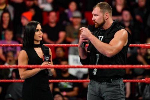 Dean Ambrose Raw October 1