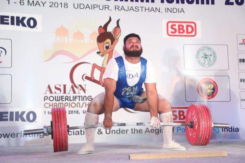Mukesh Tripathi in action