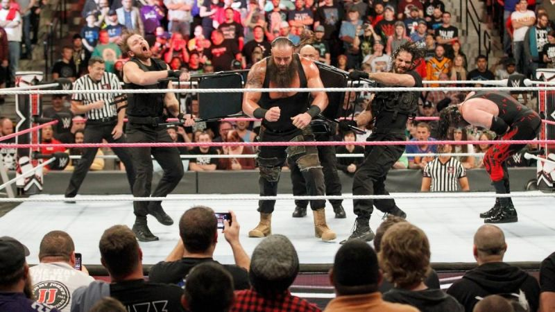Expect Dean Ambrose, Seth Rollins and Braun Strowman to play important roles at Wrestlemania 35.