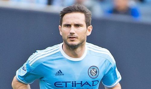 Frank Lampard apparently holds a degree in Latin