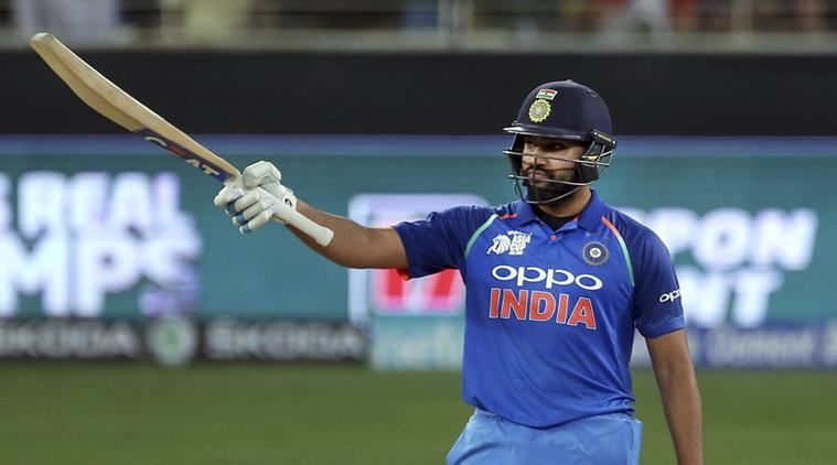 Rohit missed his fourth ODI 200 by just 38 runs