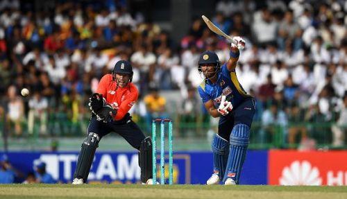Sri Lanka v England - 5th One Day International