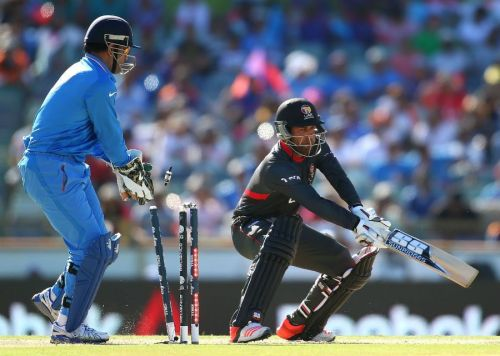 U.A.E got a chance to play against India and many other top nations when they made it to ICC CWC 2015
