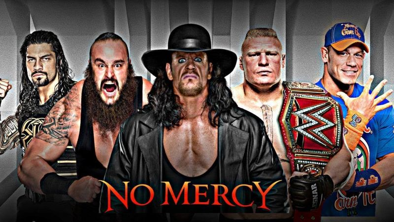 WWE No Mercy was one of the best PPVs in 2017 yet the company cancelled it due to their global PPVs
