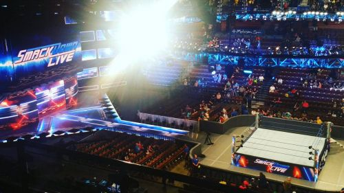 Smackdown Live, WWE,