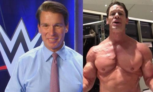 JBL and John Cena seem to be looking more and more alike, per the WWE Universe