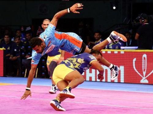 Mahesh Goud enjoyed a return to Bengal