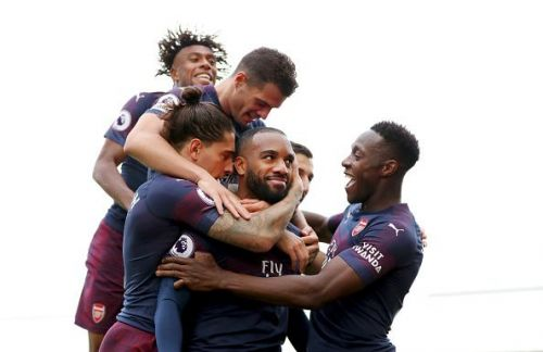 Arsenal have been in great form recently