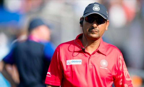 Harendra Singh - Indian Men's Hockey Chief Coach