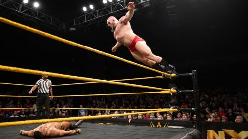 Yet another solid week of fast paced NXT television action