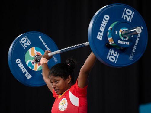 Sneha Soren from India (Image Courtesy: IOC)