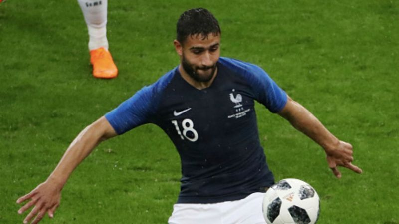 Fekir has been targeted by Liverpool and United