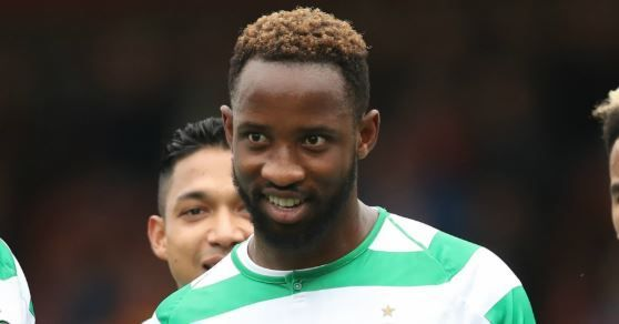 Moussa had scored 51 times for the Scottish giants in 94 games