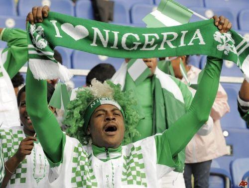 Welcome to Nigeria WWE