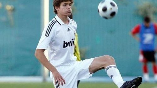 The Chelsea left-back once played for Real Madrid