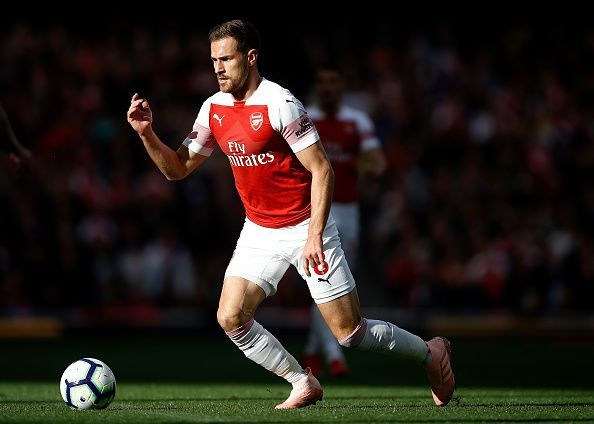 Ramsey is said to be on Chelsea's radar