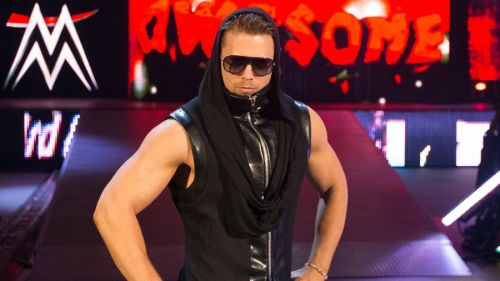 The Miz is one of the favourites to win the World Cup