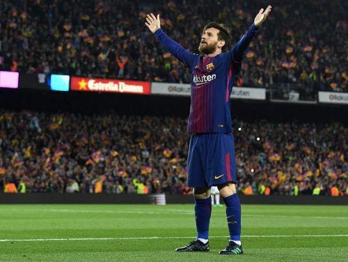 Barcelona v Real Madrid