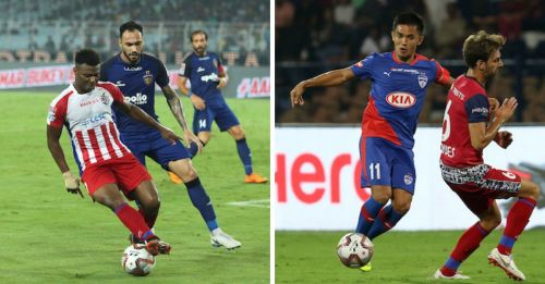 Nothing less than a splendid treat for the fans is expected when Bengaluru FC comes up against ATK at Kolkata