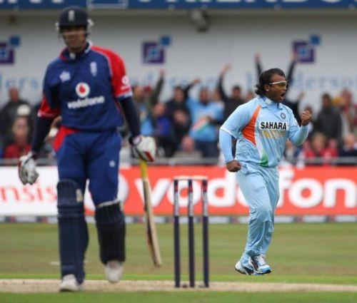 England v India - 5th NatWest ODI