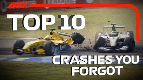 Top 10 Forgotten Crashes