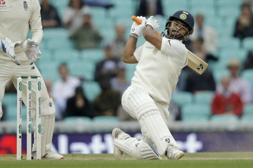 Rishabh Pant missed a well deserved century by just eight runs