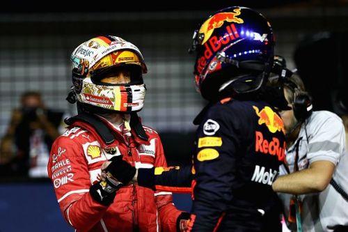 F1 Grand Prix of Singapore - Qualifying