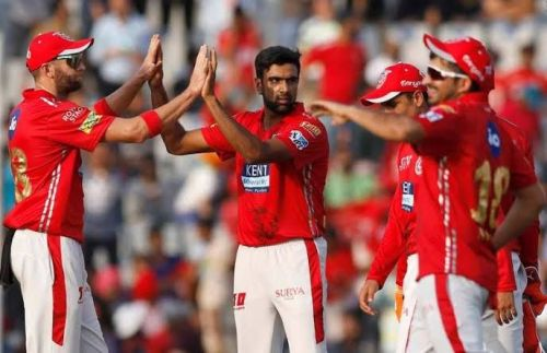 KXIP will start their campaign against RR on 25th March