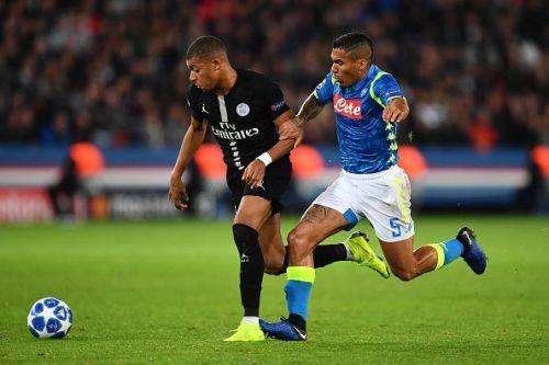 Paris Saint-Germain v SSC Napoli - UEFA Champions League Group C