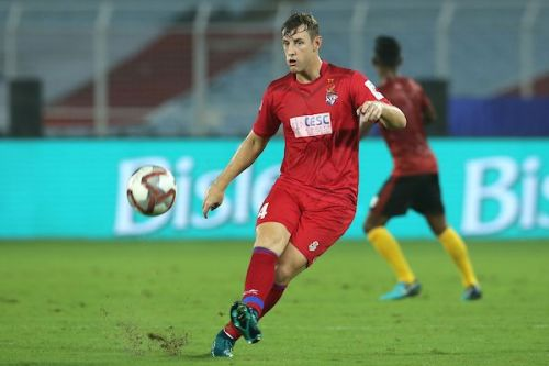 The October 31 game marks the first time that ATK's John Johnson will face his former side Bengaluru FC (Image: ISL)