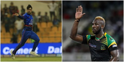 Rashid Khan and Andre Russell will be among the premier attractions in the contest