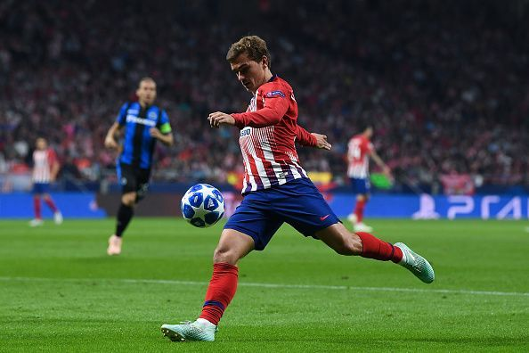 Griezmann continues to develop into one of the world