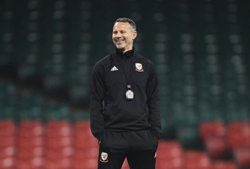 Ryan Giggs is another leading a new generation of coaching talent with the Wales national team