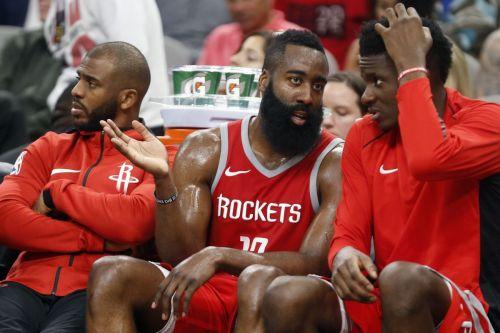 Houston Rockets' Big 3