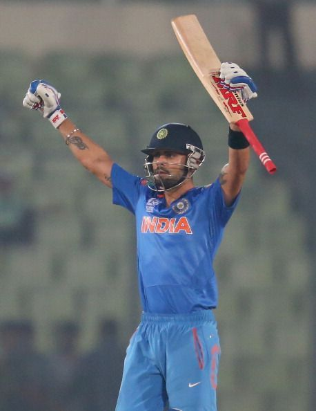 Bangladesh v India - ICC World Twenty20 Bangladesh 2014