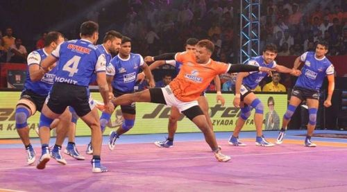 Haryana Steelers and Puneri Paltan lock horns for the opening match on Day 2.