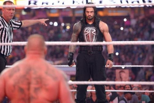 A tough road lies ahead of Roman Reigns this October