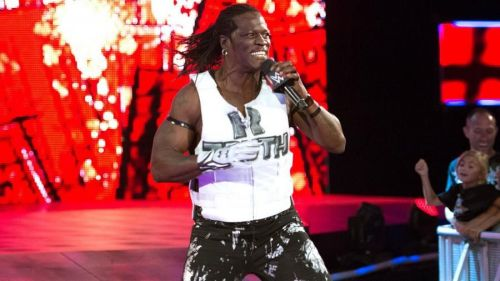 R-Truth has been ever present on SmackDown in recent weeks